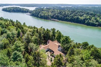 Single Family Home For Sale: 111 Harbor Ridge Rd