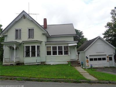 Single Family Home For Sale: 110 Pleasant Street