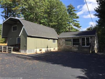Windham Single Family Home For Sale: 1091 Roosevelt Trl