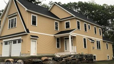 Scarborough ME Single Family Home For Sale: $649,750