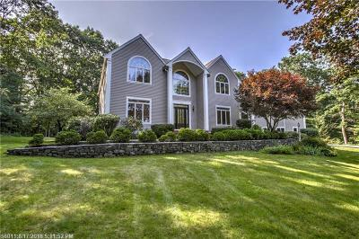 Falmouth Single Family Home For Sale: 44 Stapleford Dr