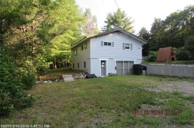 Mattawamkeag Single Family Home For Sale: 161 Medway Road