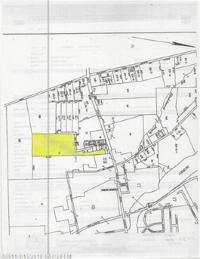 Milo Residential Lots & Land For Sale: Mooers Road