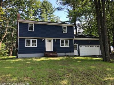 Scarborough ME Single Family Home For Sale: $369,000