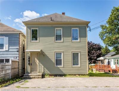 Old Orchard Beach ME Multi Family Home For Sale: $275,000