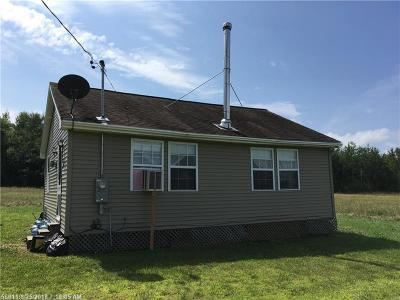 Single Family Home For Sale: 80 Line Rd