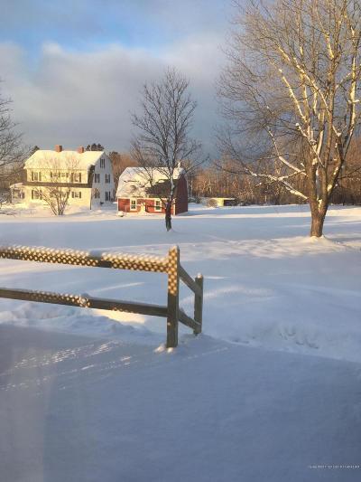 Ashland Single Family Home For Sale: 128 Oak St