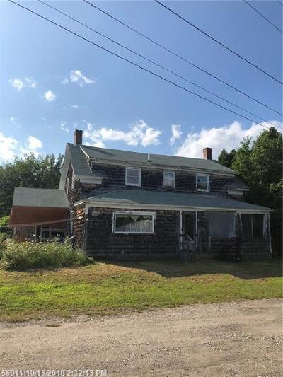 Scarborough ME Single Family Home For Sale: $169,900