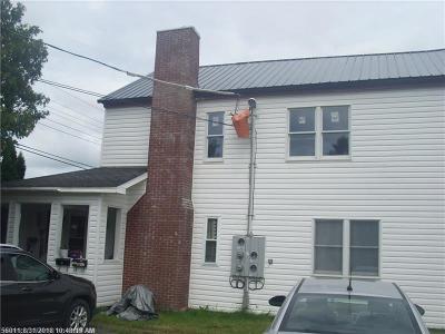 Van Buren Multi Family Home For Sale: 139 Champlain St