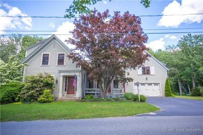 Kennebunkport Single Family Home For Sale: 32 Pier Road