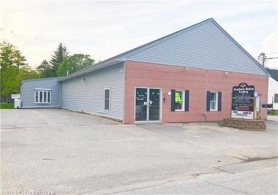 Waterboro Single Family Home For Sale: 961 Main St