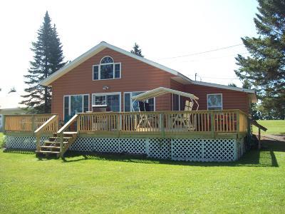 Saint Agatha Single Family Home For Sale: 4 Pelletier Island Road