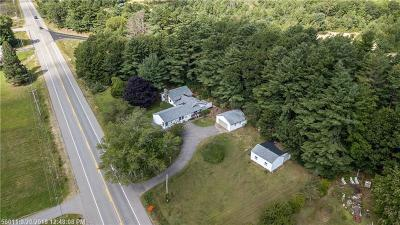 Wells Single Family Home For Sale: 321 North Berwick Rd