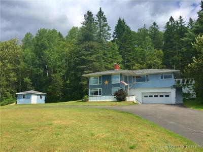 Frenchville Single Family Home For Sale: 31 Saint Agatha Avenue