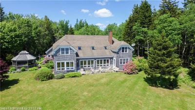 Single Family Home For Sale: 161 Lighthouse Road