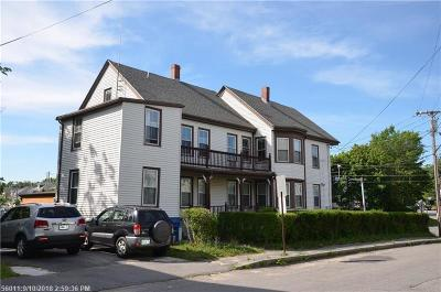 Portland Multi Family Home For Sale: 604 Washington Ave