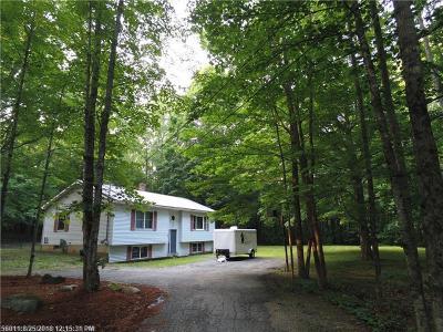 Single Family Home For Sale: 374 Fuller Rd