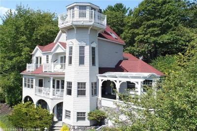 Kittery Single Family Home For Sale: 25 Chauncey Creek Rd