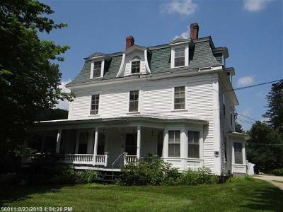 Eliot Multi Family Home For Sale: 295 Depot Rd