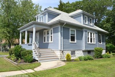South Portland Single Family Home For Sale: 119 Keswick Rd
