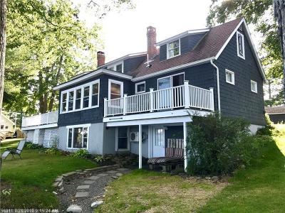 Orono Single Family Home For Sale: 53 Hemlock Pt