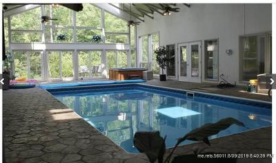 Single Family Home For Sale: 34 Deer Run Road