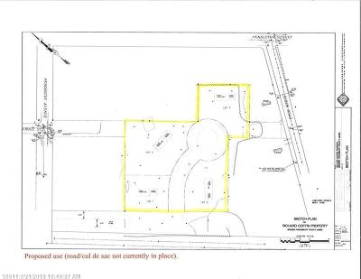 Brewer Residential Lots & Land For Sale: 0 Cross And Staples