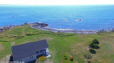 Lubec ME Single Family Home For Sale: $480,000