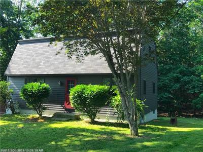 York Single Family Home For Sale: 5 Elizabeth Ln