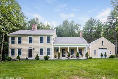 Kennebunk Single Family Home For Sale: 20 Alewive Farms Rd