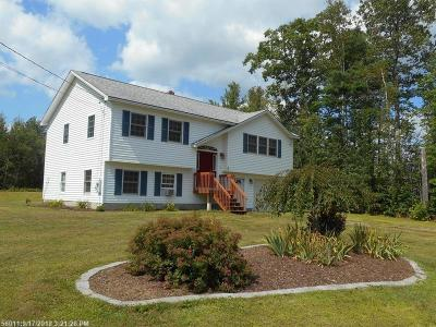 Glenburn ME Single Family Home For Sale: $220,000