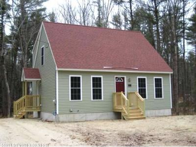Kittery Single Family Home For Sale: 36 Adams Rd