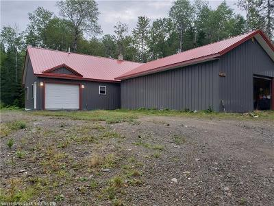 Madawaska Single Family Home For Sale: 515 Lavertu Road