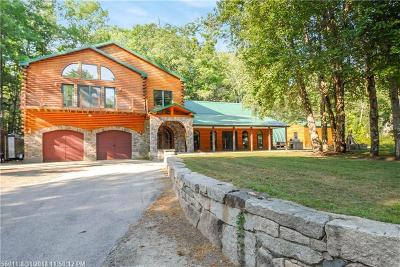 Wells Single Family Home For Sale: 140 Edgewood Rd