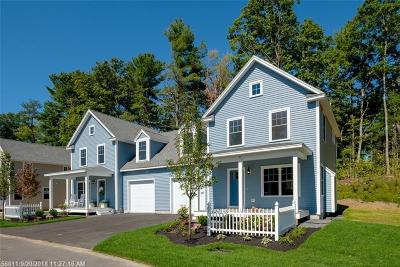 Kennebunk Condo For Sale: 33 Webhannet Place 28 #28