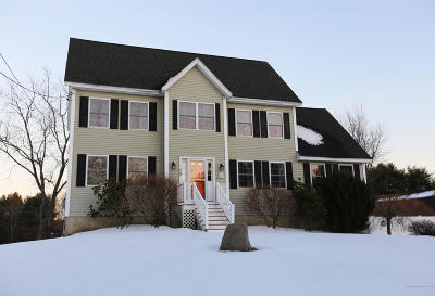 York Single Family Home For Sale: 75 Scituate Rd