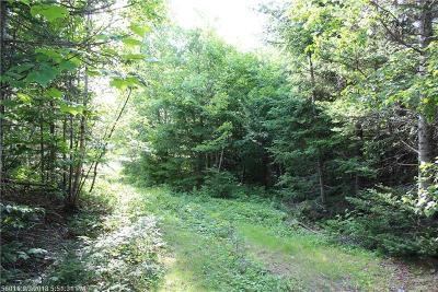 Whiting ME Residential Lots & Land For Sale: $52,500