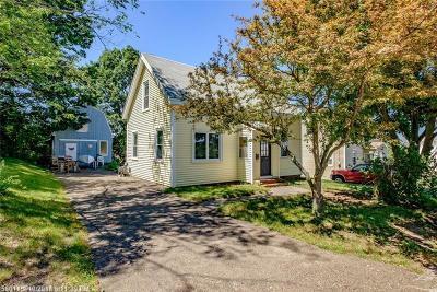 South Portland Single Family Home For Sale: 11 Jackson St