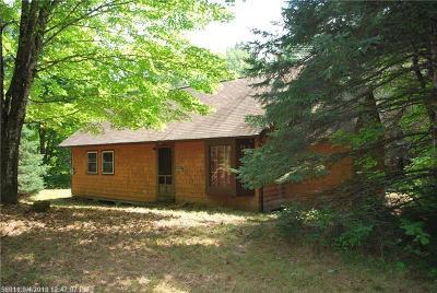Single Family Home For Sale: 254 Bennett Pond Road