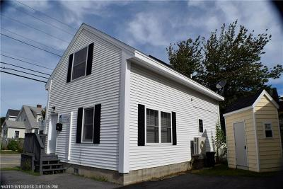 Old Orchard Beach ME Single Family Home For Sale: $359,900