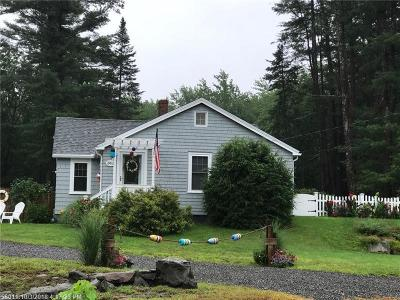 Wells Single Family Home For Sale: 368 Sanford Rd