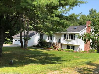 Hermon ME Single Family Home For Sale: $229,000