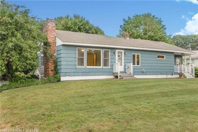 Wells Single Family Home For Sale: 317 Sanford Rd