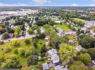 South Portland Single Family Home For Sale: 1279 Broadway