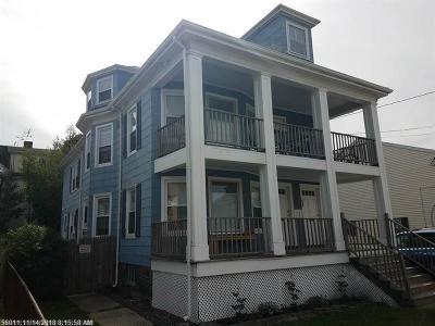 Portland Multi Family Home For Sale: 494 Brighton Ave