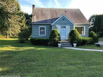 Scarborough ME Single Family Home For Sale: $284,900