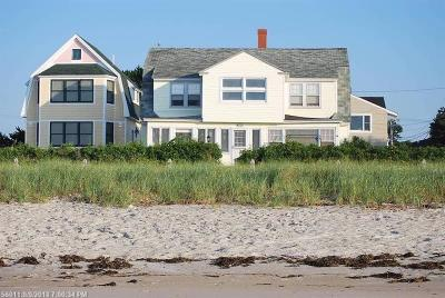 Old Orchard Beach ME Multi Family Home For Sale: $1,690,000