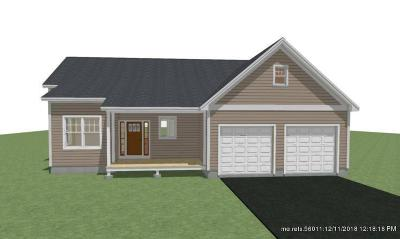 Wells Single Family Home For Sale: Lot 7 Camerons Ln