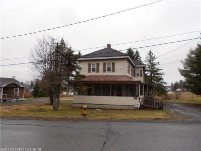 Van Buren Single Family Home For Sale: 110 St. Bruno St