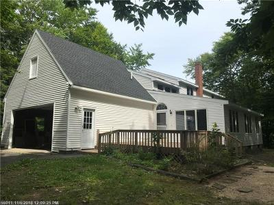Standish Single Family Home For Sale: 42 Highland Road